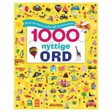 1000 nyttige ord - Styrk dit barns ordforråd