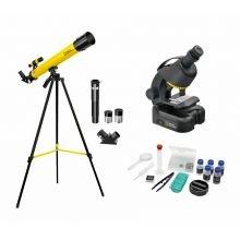 Mikroskooppi & Teleskooppi - Kunnon tutkimussetti