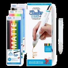 3Doodler Create+ | Basissæt inkl. pen, hvid