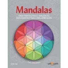 Mandala-värityskirja - Fantastinen
