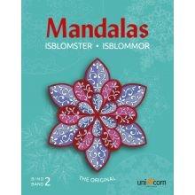 Mandala Värityskirja - Upeat jääkukat