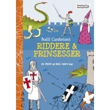 Aktivitetsbog - Riddere og prinsesser
