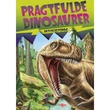 Aktivitetsbog - Pragtfulde dinosaurer