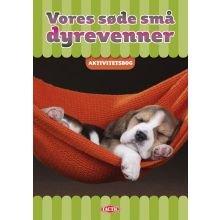 Aktivitetsbog - Vores søde små dyrevenner