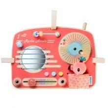 Leikkipaneeli - Radio