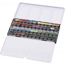 Akvarellivärit, Art Aqua, 48 väriä