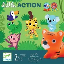 Børnespil - Fest i Junglen