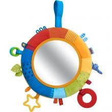Vauvan peili puru- ja aktiviteettielementeillä