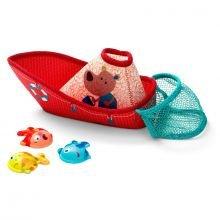 Kylpyleikit - Kalastusvene, 3 kalaa