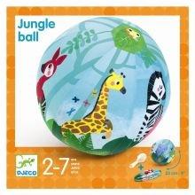 Ballonbold Ø 23 cm. - Jungle