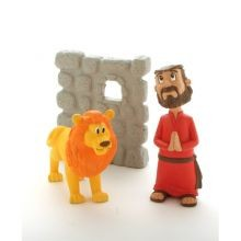 Raamatulliset hahmot - Daniel leijonien luolassa