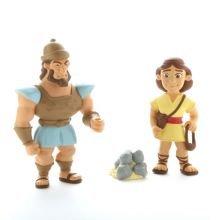 Raamatulliset hahmot - Daavid ja Goljat
