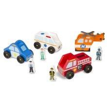 Puiset autot - Pelastusajoneuvot