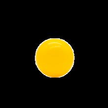 Boldbassin bolde Ø7 cm. - Gul, 100 stk.