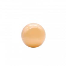 Boldbassin bolde Ø7 cm. - Guld, 100 stk.