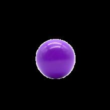 Pallomeripallot Ø7 cm - Liila, 100 kpl
