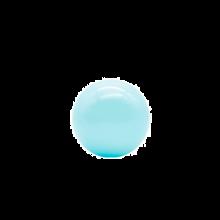 Boldbassin bolde Ø7 cm. - Lys blå, 100 stk.
