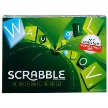 Brætspil - Scrabble Original