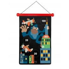 Dartspil, Magnetisk Stor - King Kong
