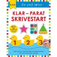 De små lærer - Klar Parat Skrivestart