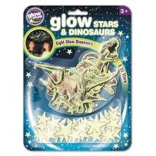 Glow - Dinosaurukset + tähdet, 43 osaa
