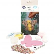 DIY-kit - Sommerfuglen Belle