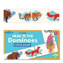 Domino - Hoved til hale