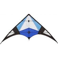 Leija - Sininen, kahdella narulla, 20 x 60 cm