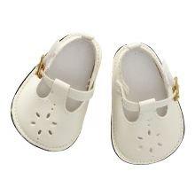 Nuken kengät - Kermanväriset - 2 kokoa