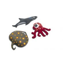 Sukelluslelut – Merieläimet, 3 kpl