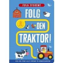 Følg sporene - Følg den traktor!