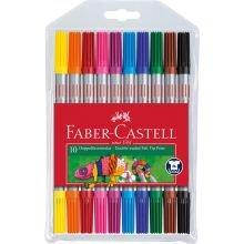 Faber Castell -tuplatussit 10 kpl