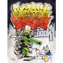 Farvelægningsbog - Graffiti