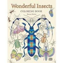 Farvelægningsbog - Insekter