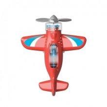 Lentokone pyörivällä propellilla