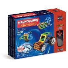 Magformers Hullut ajoneuvot - 20 osaa