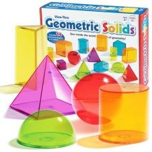 Geometriset muodot 14 kpl
