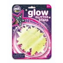 Glow - Tähdet glitterillä, 40 osaa