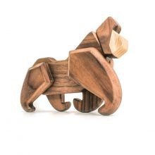 FableWood - Magneettinen puulelu, Gorilla