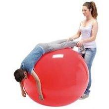 Jumppapallo - Punainen, 85 cm