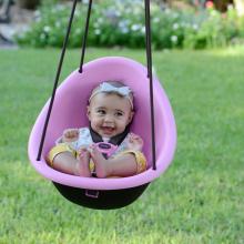Keinu – Vauvakeinu, Kiwi vaaleanpunainen