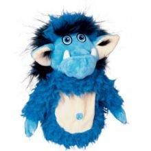 Käsinukke - Sininen hirviö
