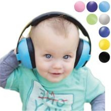 Kuulosuojaimet 0-2 -vuotiaille - yksiväriset