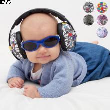 Kuulosuojaimet 0-2 -vuotiaille - Kuviollinen