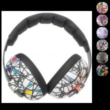 Kuulosuojaimet 2-10 -vuotiaille - kuviolliset