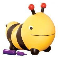 Pomppueläin, Bizzi-mehiläinen
