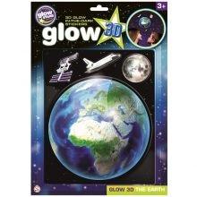 Glow 3D - Maapallo, 4 osaa
