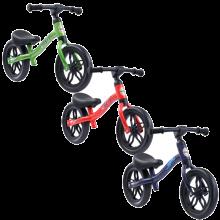 Potkupyörä, metallinen | Klassinen | Pieni