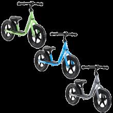 Potkupyörä, metallinen | Keskikokoinen