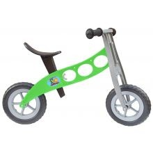 Potkupyörä – Sopii instituutioihin (2-5 v.) Vihreä
